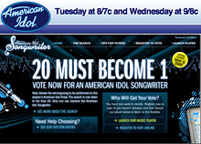 American Idol Songwriter Competition