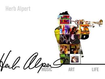 Official Website of A&M Records founder/Tijuana Brass bandleader Herb Alpert -- musician, artist and celebrant of life.