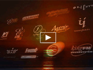 Day For Night Identity and Logo Montage Video Portfolio