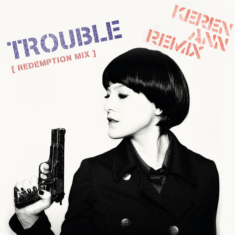 "2011_0308 : Keren Ann ""My Name Is Trouble"" (Redemption Mix) by Eric Scott"