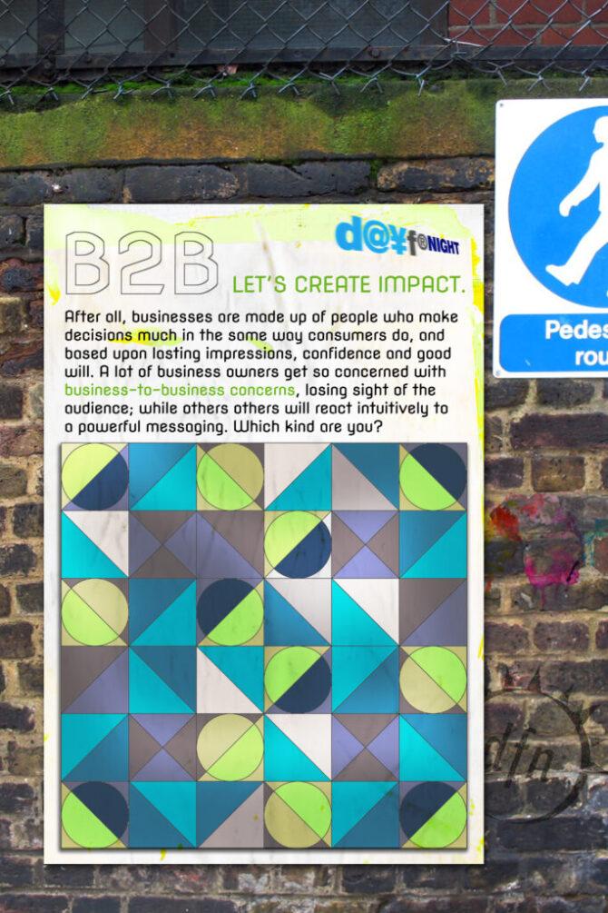DFN Services B2B-Alt Poster