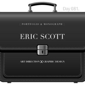 Eric Scott :: Art Direction Portfolio [Day 081]