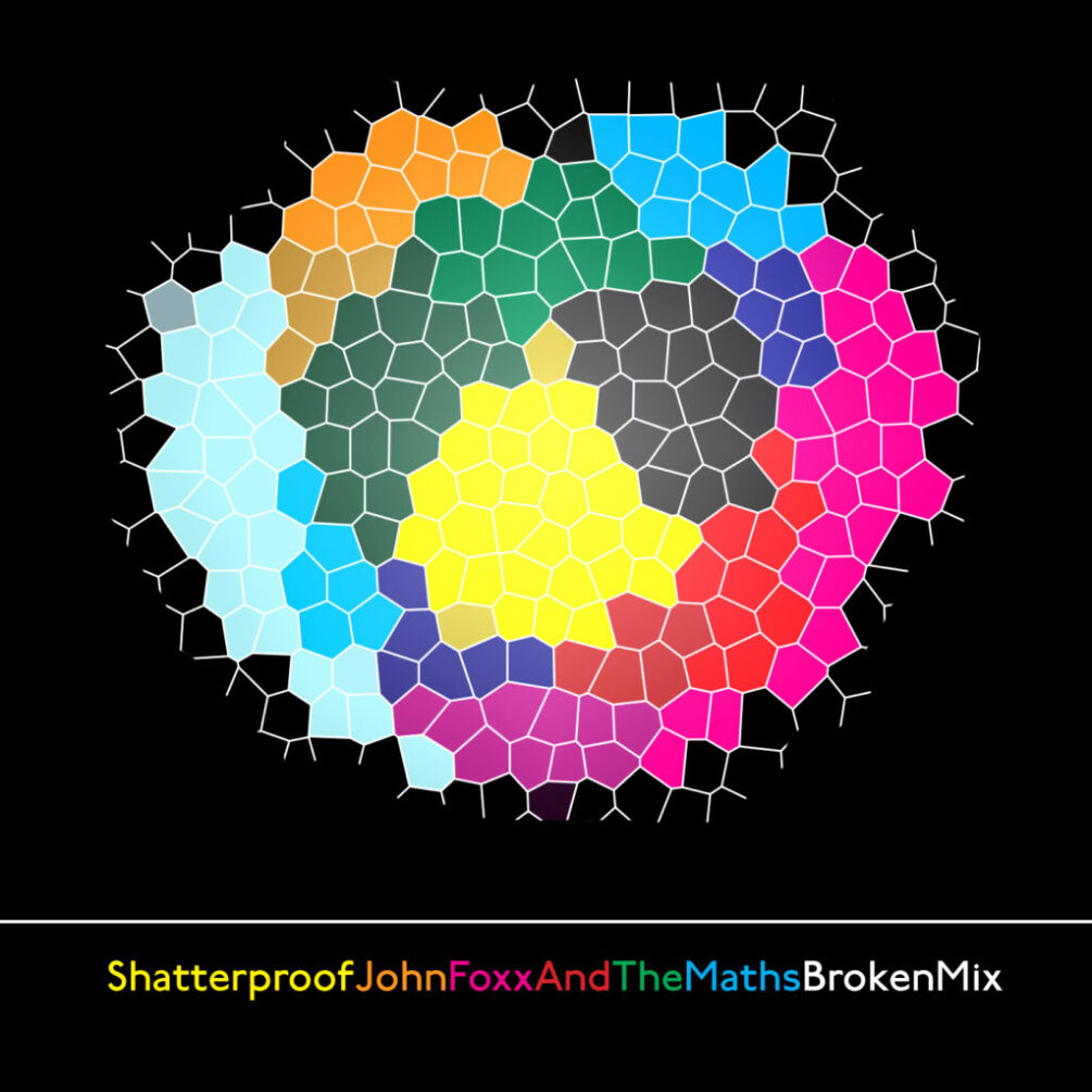John Foxx + Maths_Shatterproof_Broken Remix by Salvador Dalek