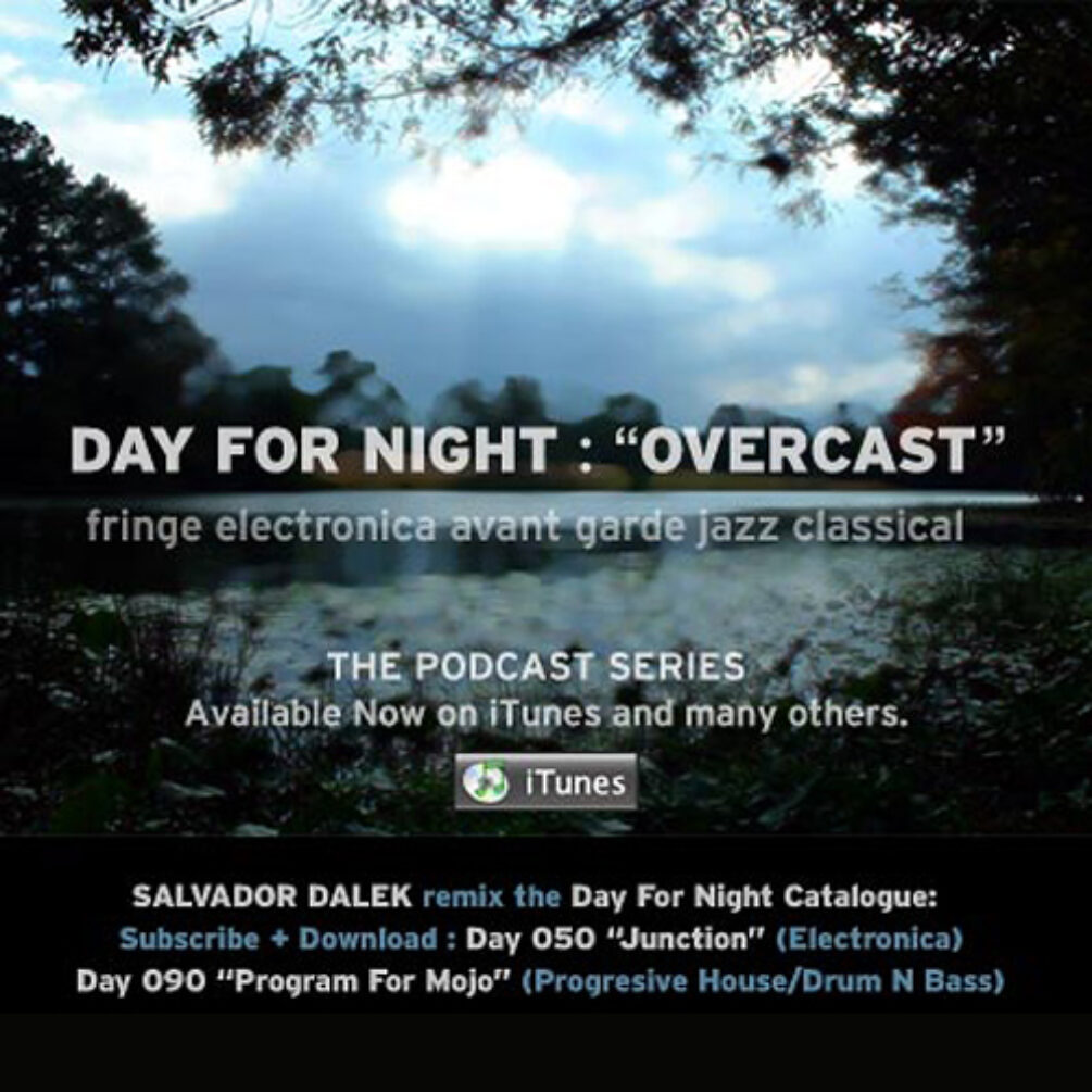 """Various Artists """"OverCast"""" Podcast"""