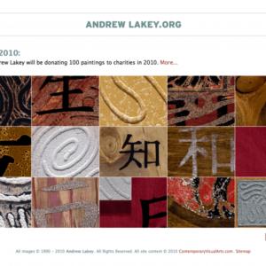 "Andy Lakey ""Charities"""