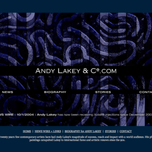 """Andy Lakey """"&Co"""""""