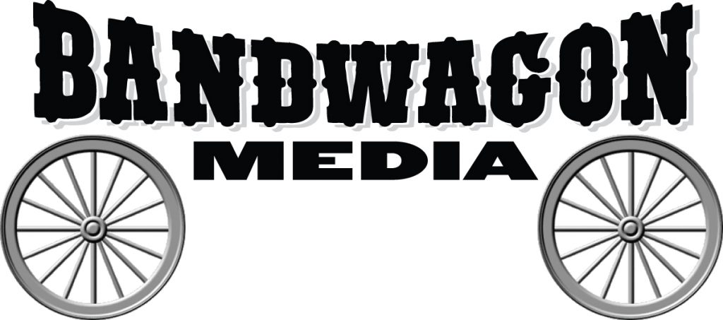 Bandwagon Media : Brand strategy, Logo and Identity Development by Day For Night.
