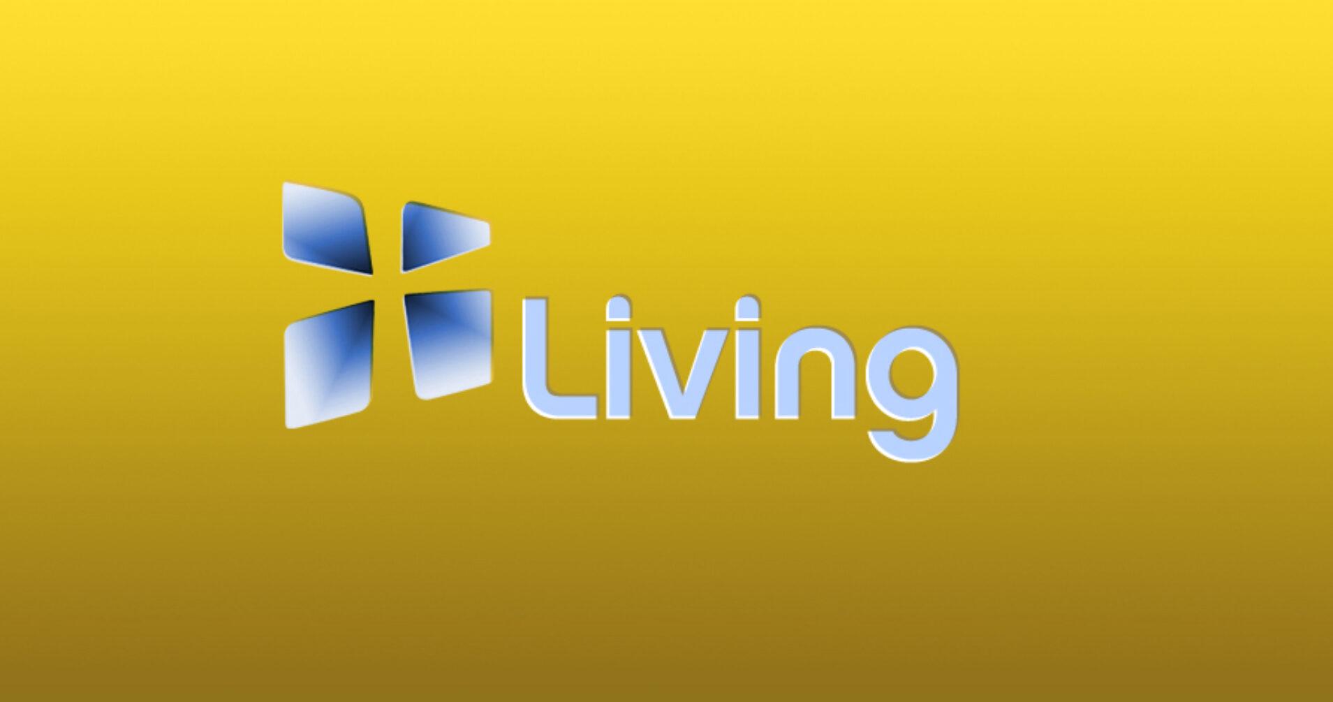 Living Faith Christian Church, Northridge CA - Logo and identity by Eric Scott/Day For Night