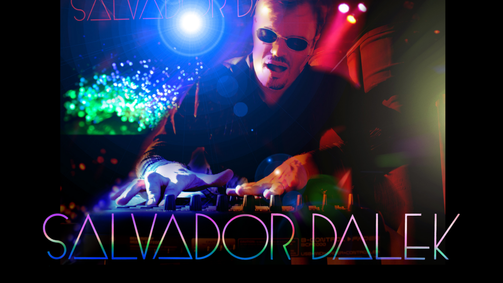 Salvador Dalek is Eric Scott (DJ, Producer, Composer / Day For Night) and Peter Moraites (VJ/DJ, Composer, Artist)