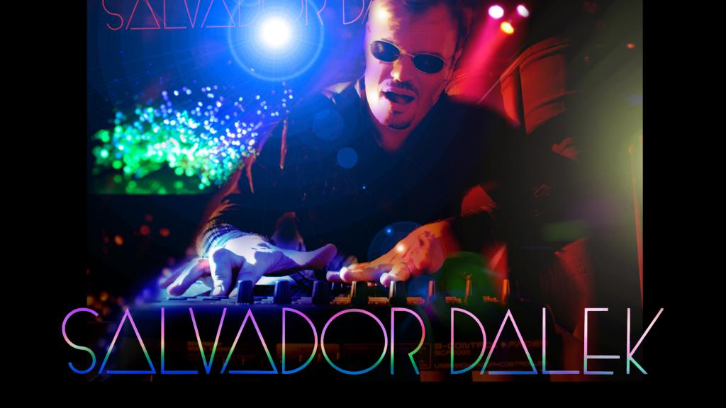 Salvador Dalek is Eric Scott (DJ, Producer, Composer / Day For Night) and Peter Moraites (VJ/DJ, Composer, Artist)