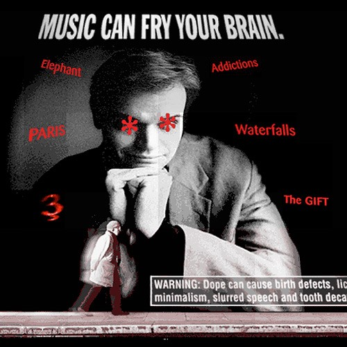 09-nightlinkrail-eric-scott-music-can-fry-your-brain-poster