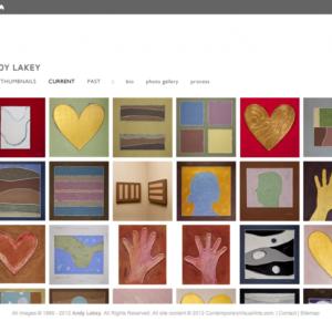 "CVA Gallery ""Profiling Andy Lakey"""
