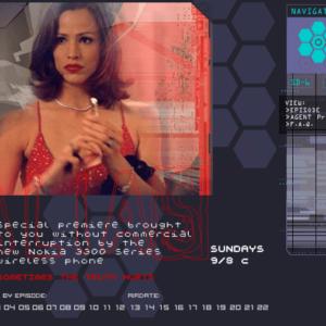 """""""ALIAS"""" Official Show Website at abc.com - Design by Toni O"""