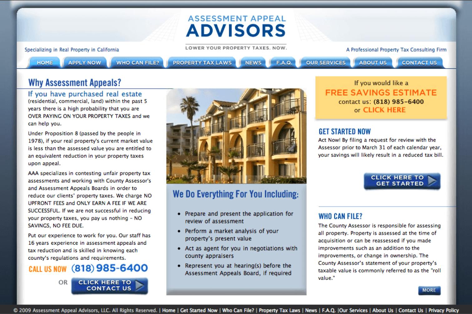 Assessment Appeal Advisors