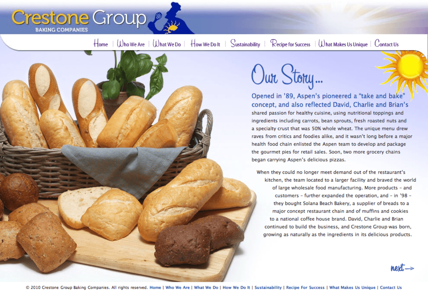 Crestone Group.com