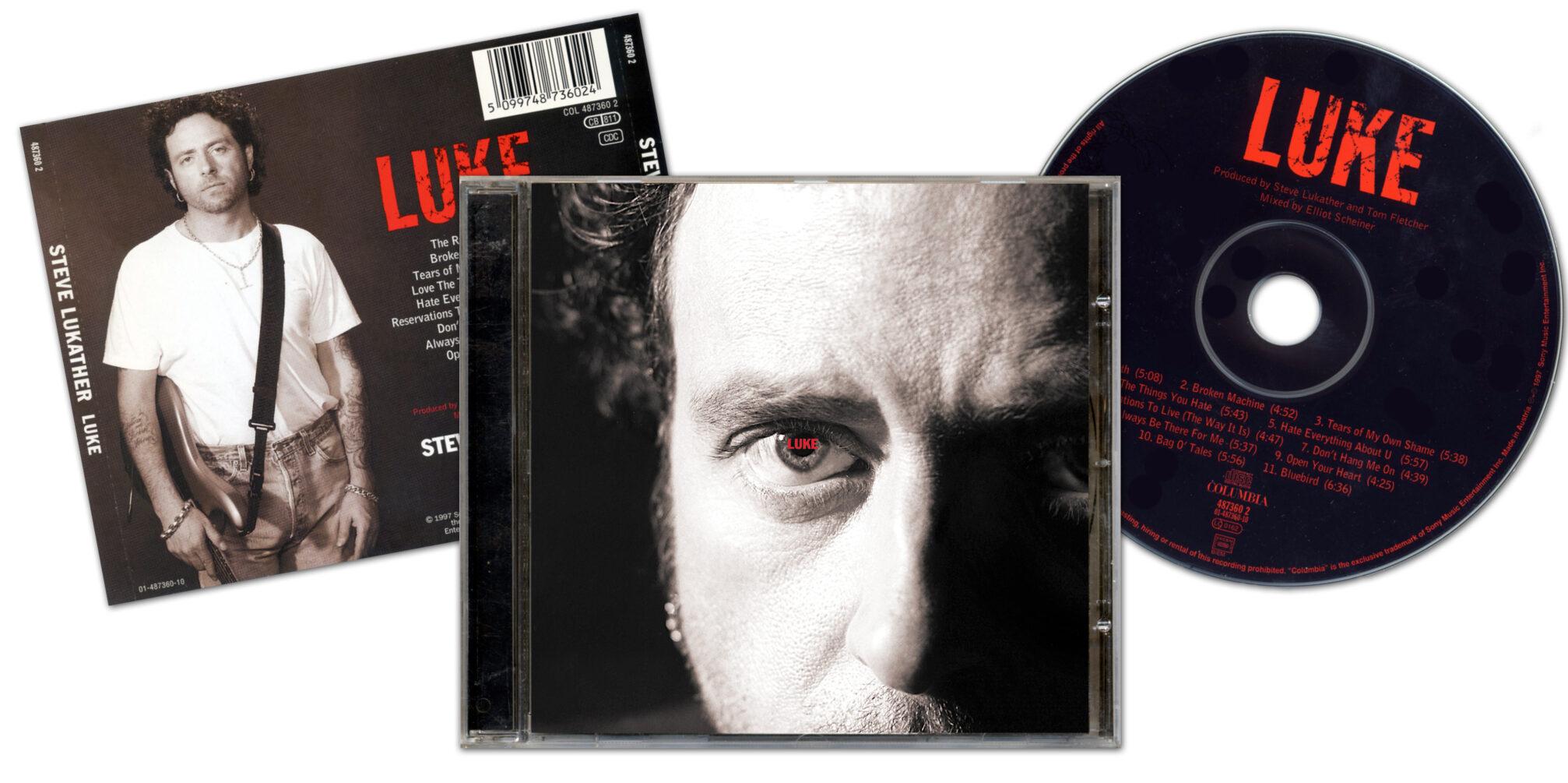 "Steve Lukather ""LUKE"""
