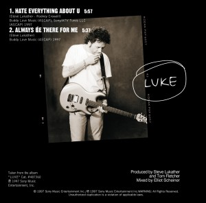 Steve Lukather_Luke Hate Everything About U_Reverse