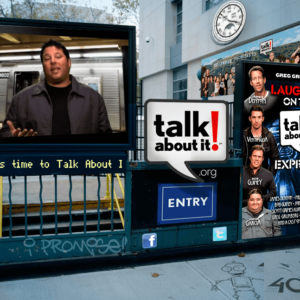 Talk About It! :: Brand Campaign