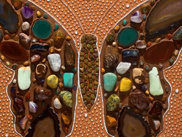 """Butterflies"" Custom Gallery Site"