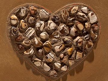 """Hearts"" Custom Gallery Site"