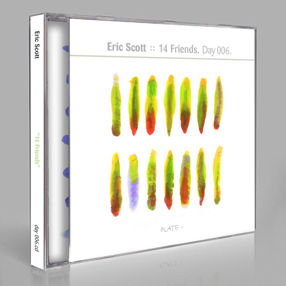 Eric Scott :: 14 Friends [Day 006]