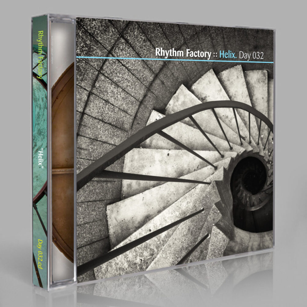 Rhythm Factory :: Helix [Day 032]