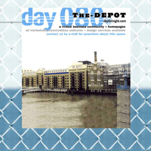 The-Depot :: Official Sitework [Day 080]