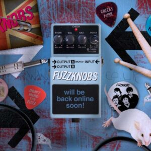 Fuzzknobs :: Official Site [Day 075]